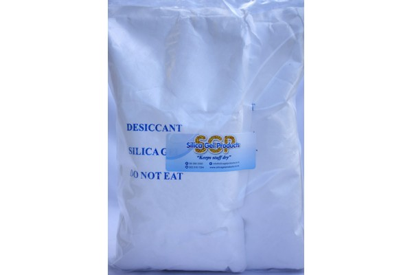 Silica Gel 1Kg Non-Woven 2 Pack