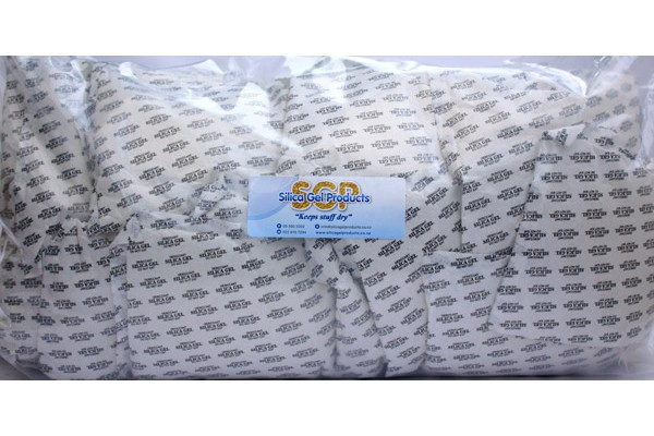 Silica Gel 200 Gram Composite 20 Pack