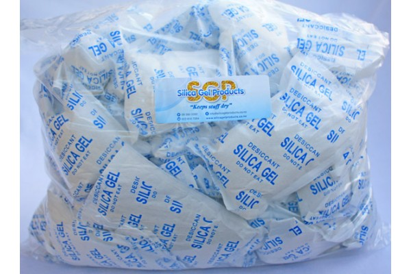 Silica Gel 100 Gram 40 Pack