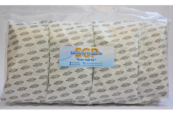 Silica Gel 100 Gram 10 Pack