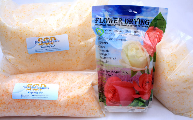 Buy Silica Gel and Desiccant Products Online at